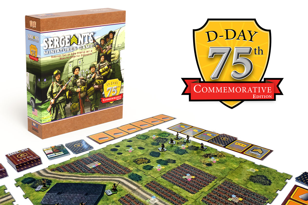 Day of Days 75th Anniversary Edition Now Available