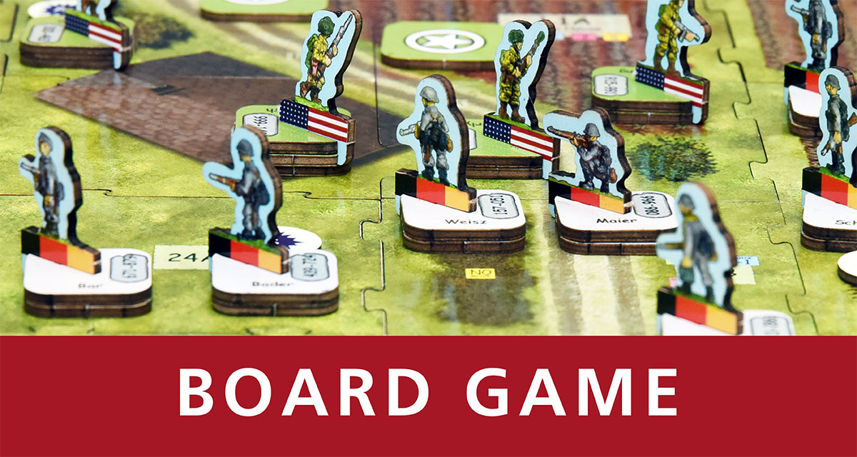 About Sergeants Board Game