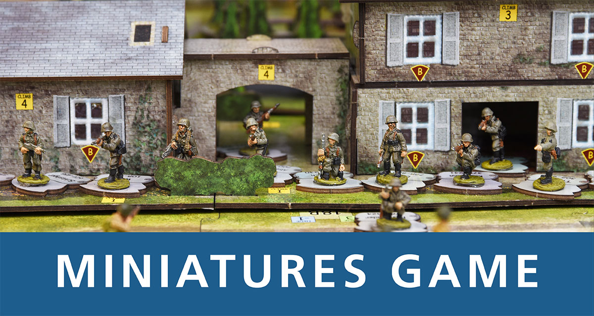 About Sergeants Miniatures Game