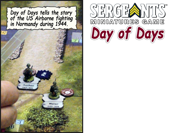 Sergeants - Day of Days!