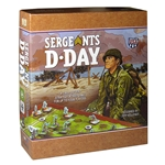 SDD - Sergeants D-Day Board Game