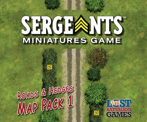 SMG - Map Pack 1 - Roads and Hedges