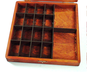 Wood Storage Case