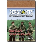 Sergeants Lee-Enfield Rifle Leader