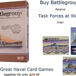 Holiday special Naval card games