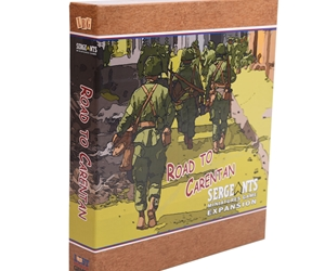 Road to Carentan is an expansion for Sergeants Miniatures Game.