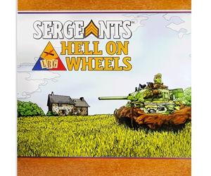 Sergeants Hell on Wheels